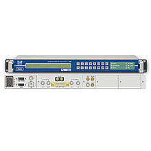 Newtec AZ110 Broadcast Satellite Modulator Rev10