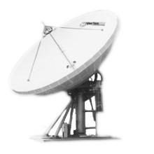 11.1 Meter Cassegrain Antenna