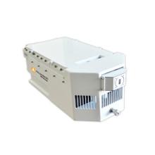 Ku-Band 80W, SSPA/SSPB/BUC 2300-G Series GaN Technology. Extreme Temperature Range -55°C to +70°C.