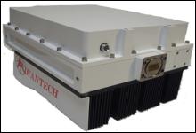 Ku-Band Hubmount, 20W to 80W SSPB/BUC, Compact SSPB-S2100K series